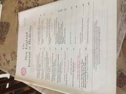 THE NEW ENGLAND JOURNAL OF MEDICINE - Altre Collezioni