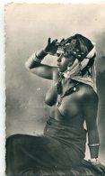 DIVERS - CURIOSA - Erotisme - Nu : Type D' Afrique Du Nord - Beauté Mauresque ( Seins Nus ) - Afrique Du Nord (Maghreb)