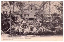 4767 - Nice ( 06 ) -  Intérieur Du Casino Municipal - N°513 - édit. Giletta - - Monuments, édifices