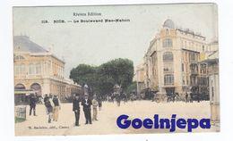 Edition Riviera 119 NICE Le Boulevard Mac-Mahon (animée) - Lots, Séries, Collections