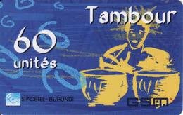 Burundi Tambour 60 Units - Burundi