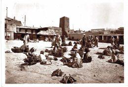 MIDELT ... PLACE DU SOUK - Maroc