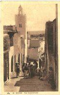 SOUSSE .... RUE SOUK EL CAID - Tunisie