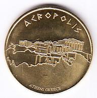 GREECE - Acropolis/Athens, Hellenic Heritage Medal - Gettoni E Medaglie