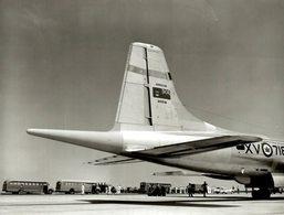 CANADAIR CL-28 ARGUS 12*9 CM Canadair CP-107 Argus (CL-28), Royal Canadian Air Force RCAF - Aviación