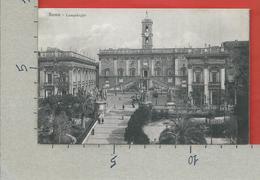 CARTOLINA NV ITALIA - ROMA - Campidoglio - Libreria RADIUM - 9 X 14 - Roma (Rome)