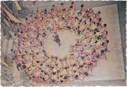 Gf. BALI. Kecak Dance - Indonesia