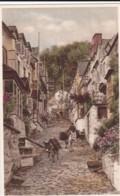 AQ29 Clovelly, High Street By A.R. Quinton - Clovelly