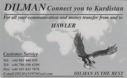 Kurdistan - Hawler - Eagle (Grey) - Autres - Asie