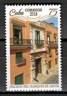 Cuba 2018  / Marqués De Arcos Palace Architecture MNH Arquitectura Palacio Architektur / Cu11503  C3 - Cuba
