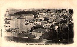 ORAN - Vue Générale De La Basse Ville - Oran