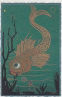 Pesce - Art Deco - Firmato Chiostri    (190521) - Chiostri, Carlo