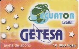 Equatorial Gunea Getesa 10 000 Fcfa - Guinée-Equatoriale
