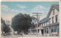 AR28 Main Street, Ludlow, Vt. - United States