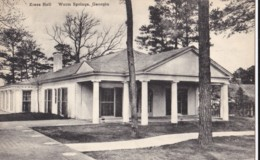 AR28 Kress Hall, Warm Springs, Georgia - United States