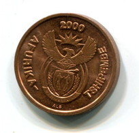 2000 South Africa 2  Cent Coin - South Africa