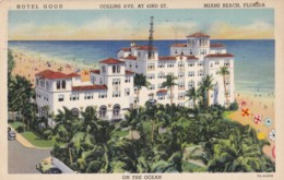 AR28 Hotel Good, Collins Av. Miami Beach, Florida - Linen - Miami Beach