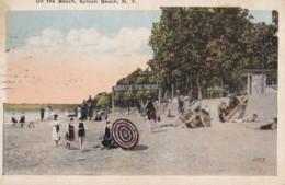 AR28 On The Beach, Sylvan Beach, N.Y. - NY - New York