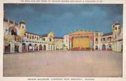 AR28 Aragon Ballroom, Lawrence, Near Broadway, Chicago - Linen - Chicago