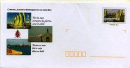 LES MÉGALITHES DE CARNAC Agrément N° 809 - Lot G4S/0510062 - Entiers Postaux