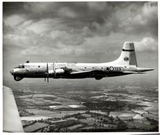 CANADAIR CL-28 ARGUS 25*20 CM Canadair CP-107 Argus (CL-28), Royal Canadian Air Force RCAF - Aviación
