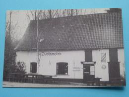 De ZWALMMOLEN > ZWALM ( Uitg. Wandelsportvereniging Gentbrugse Vrienden ) Anno 19?? ( Voir Photo ) ! - Zwalm