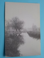 Zicht Op De ZWALM > ZWALM ( Uitg. Wandelsportvereniging Gentbrugse Vrienden ) Anno 19?? ( Voir Photo ) ! - Zwalm