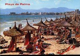 CPM - Plage De Palma - Mallorca