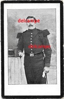 Oorlog Guerre Petrus Grauwels Turnhout Soldaat Vestingsartillerie Antwerpen Gesneuveld Te Alveringem Juni 1915 - Andachtsbilder