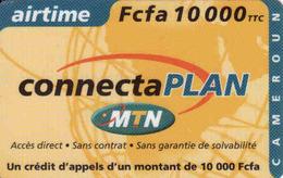 Cameroon Airtime 10 000 Fcfa, MTN - Cameroon