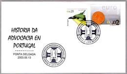 Abogados En Portugal. TABLAS DE LA LEY De MOISES - Tables Of Law Of MOSES. Ponta Delgada 2003 - Cristianismo