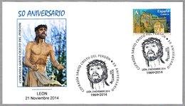 50 Años COFRADIA SANTO CRISTO DEL PERDON. Leon 2014 - Cristianismo