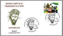 SANTISIMO CRISTO DE LA MISERICORDIA DE LA PEÑA. Mieres, Asturias, 2015 - Cristianismo