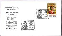 EL REY SALOMON - KING SOLOMON. Judaismo - Judaica. Palencia 1999 - Judaísmo