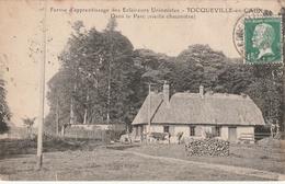 76 Tocqueville En Caux. Ferme D'apprentissage Des Eclaireurs Unionistes - France