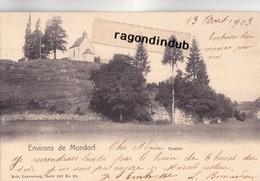 CPA - LUXEMBOURG - ENVIRONS DE MONDORF - CASTEL -  Voy En 1903 Edit NELS N° 20 Série 103 - Bel état - Mondorf-les-Bains