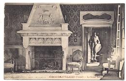 Château  De Lavillatte , Le Grand Salon - Non Classés
