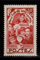 YV 312 N** Enfants Des Chômeurs Cote 8 Euros - Nuovi