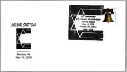 60 Years Of FRIENDSHIP U.S. - ISRAEL. 60 Años De Amistad USA-Israel. Monsey NY 2008 - Judaísmo
