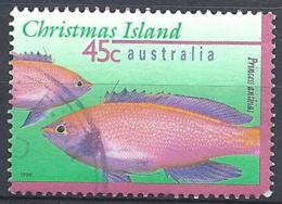 Christmas Isl. 1995 Princess Anthias, 45c # S.G. 414 - Michel 419 - Scott 386  USED - Christmas Island