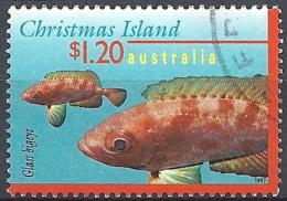Christmas Isl. 1995 Glass Bigeye, $1.30 # S.G. 420 - Michel 431 - Scott 394  USED - Christmas Island