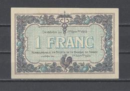 Chambre De Commerce De MACON  Billet De 1.00F - Chamber Of Commerce
