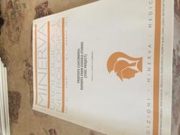MINERVA MEDICA UROLOGICA - Livres, BD, Revues