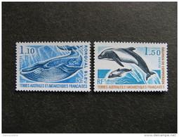 TAAF: TB Paire N° 64 Et N° 65, Neufs XX. - Terres Australes Et Antarctiques Françaises (TAAF)