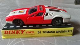 Dinky Toys 187 De Tomaso - Mangusta 1/43 MIB - Dinky
