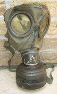 Masque A Gaz WW2 - 1939-45