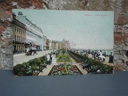 Cpa Eastbourne Carpet Gardens 1910 - Eastbourne