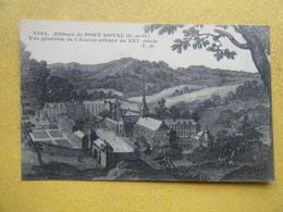 MAGNY LES HAMEAUX. L'Abbaye De Port-Royal-des-Champs. - Magny-les-Hameaux