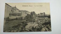 Carte Postale ( S8  ) Ancienne De Pouxeux , Le Saut Du Brot - Pouxeux Eloyes