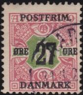 Danmark  .      Yvert   93       .       O     .         Cancelled   .    /   .   Gebruikt - 1913-47 (Christian X)